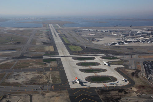 John F. Kennedy International Airport - Runway Expansion